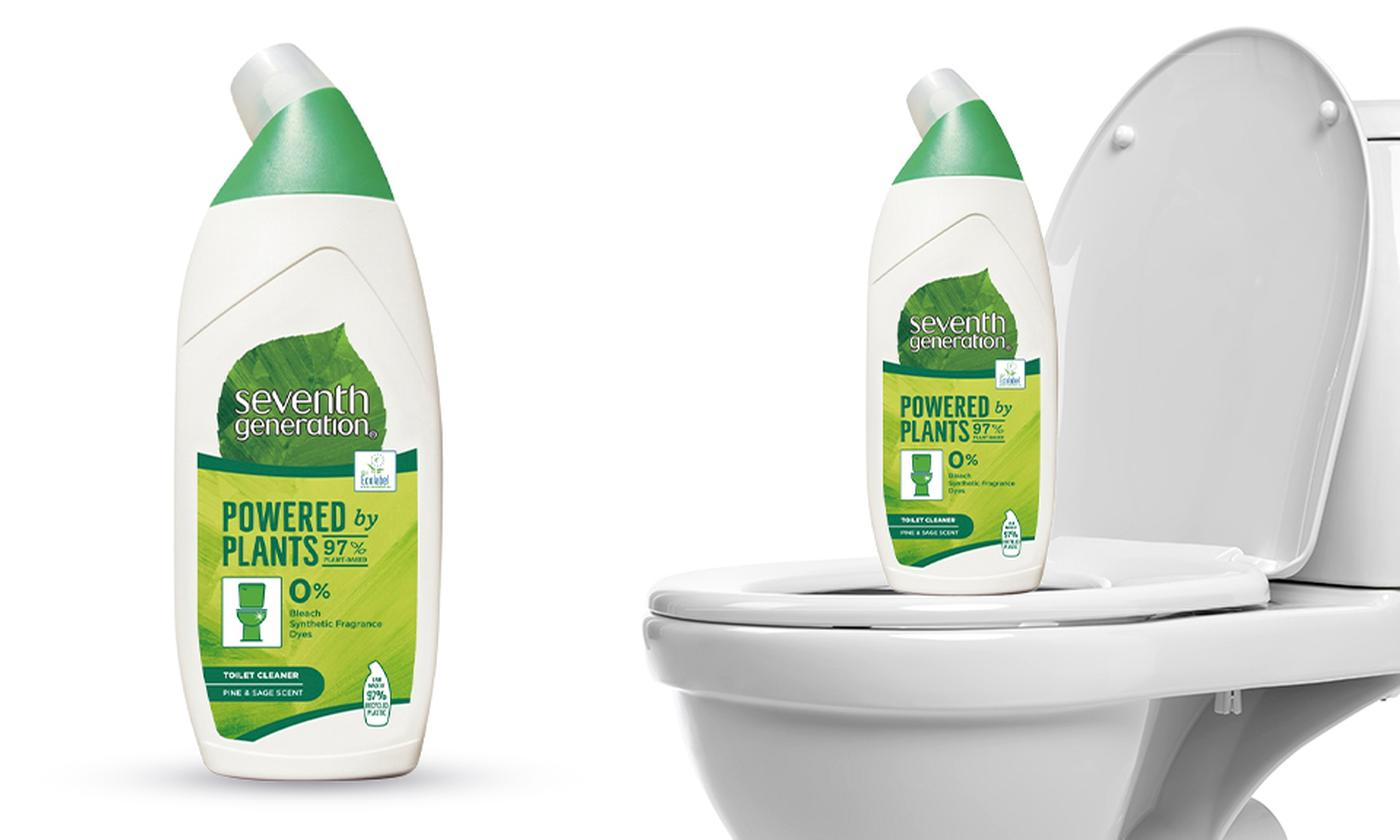 Seventh Generation Pine and Sage Toilet Cleaner