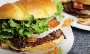 Johnny Rockets - Torrance:  $12 for $20 of Food and Drink at Johnny Rockets-Torrance