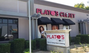 Up to 42% Off at Plato's Closet at Plato's Closet, plus 6.0% Cash Back from Ebates.