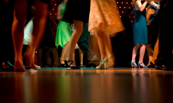 Moving Joy Studios - Whittier: Three Swing Dance Classes from Moving Joy Studios (51% Off)