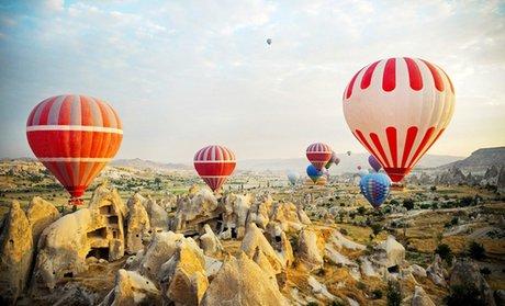 ✈ Tour Turchia: Volo, 7 notti in tour in Hotel 4*