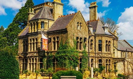 Wiltshire: 1 or 2 Nights for Two with Breakfast, 6Course Dinner at Marco Pierre White's Rudloe Arms Summer Included