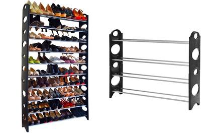 1 o 2 zapateros para 10, 20 o 50 pares de zapatos