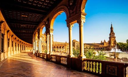 Sevilla: 1 a 3 noches en habitación doble para dos con parking y café o zumo en Hotel Apartamentos Simón Verde