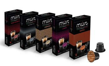 Must Coffee Capsules