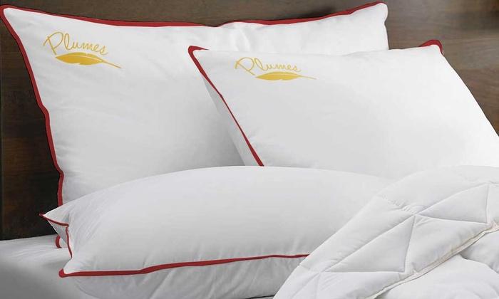 sampur 100 eendenveren groupon goods. Black Bedroom Furniture Sets. Home Design Ideas