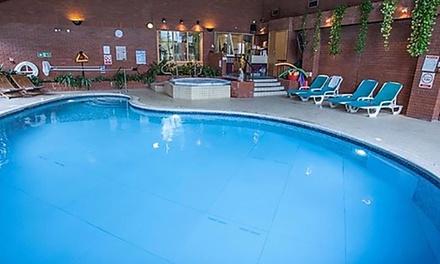 Top-Secret Derbyshire Hotel