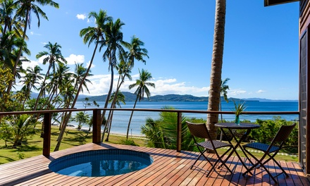 Fiji: 5-Night Resort Stay for Two with Boat Transfers and Meals at the 4* Remote Resort Fiji Islands