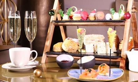 Classic or Champagne Afternoon Tea for Two or Four at Park Regis Birmingham (50% Off)