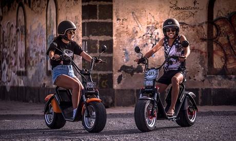 Road Experience en Star Harley por el centro de Sevilla para 1 o 2 personas con Star Motors Sevilla