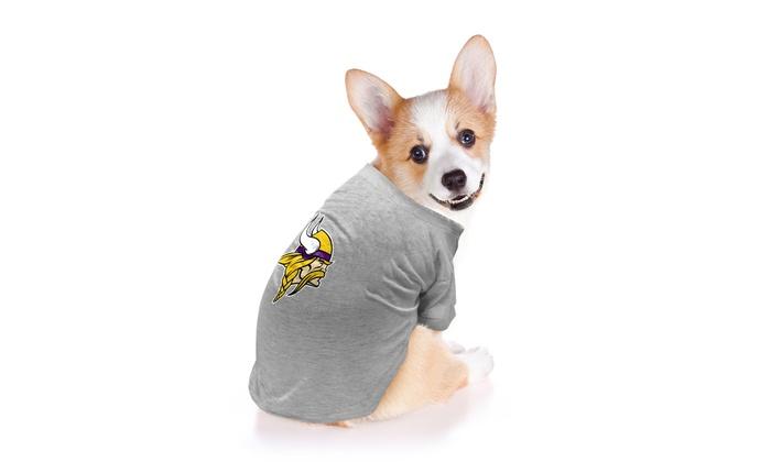 NFL Dog T-Shirt XS-M