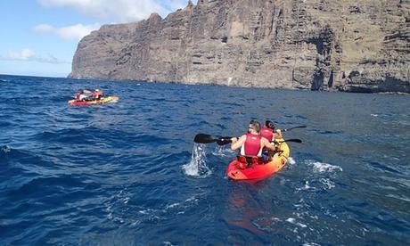 Paseo en kayak o stand up paddle para 2, 4 o 6 con todo el material necesario desde 14,90 € con Mare Naturadventures