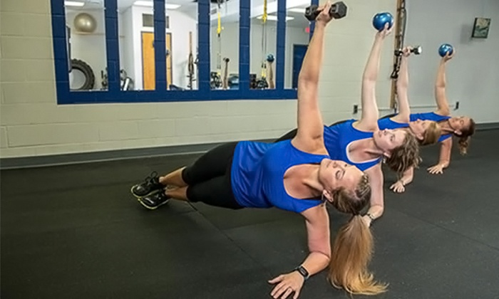 FIT Richmond - Richmond: 5 or 10 Small Group Training Classes at FIT Richmond (Up to 57% Off)