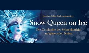"""Agenda Production international: Neuinszenierung """"Snow Queen on Ice"""" im Jan. u. Feb. 17 in 7Städten, u. a. Berlin, Hamburg, Koblenz (bis zu 33% sparen)"""