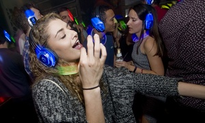 Silent Disco Party – Up to 38% Off