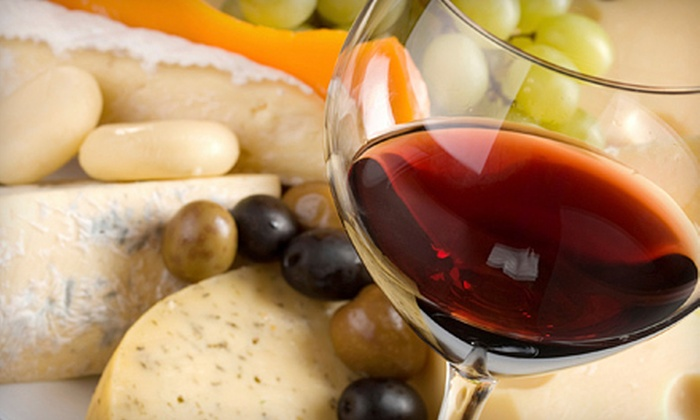 Metro Market - Mequon: $30 for a Wine, Cheese, and Seafood Combination Tasting for Two at Metro Market ($60 Value)