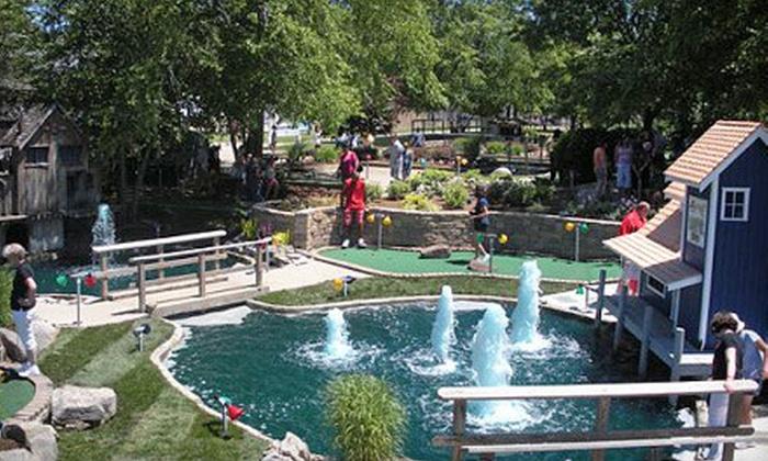 Swings-N-Things Family Fun Park Season Pass - Olmsted Falls: $29 for Any Season Pass to Swings-N-Things Family Fun Park in Olmsted Falls (Up to $59 Value)
