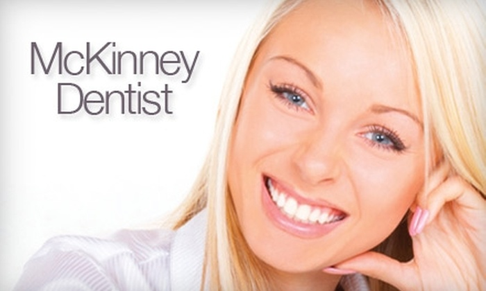 McKinneydentist.com - Virginia Center: $89 for One of Three Service Packages at McKinneydentist.com (Up to $600 Value)