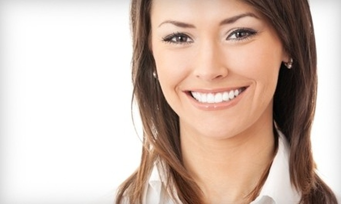 Hudson Dental Care - Downtown: $129 for an At-Home Zoom! Teeth-Whitening Kit or Chair-Side Zoom! Whitening from Hudson Dental Care (Up to $550 Value)