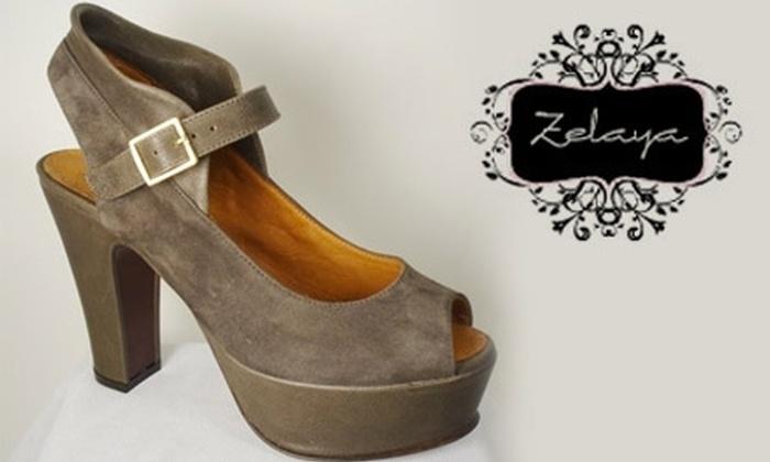 Zelaya Shoes and Daisy Too - Bethesda: $50 Worth of Shoes and More from Zelaya Shoes and Daisy Too