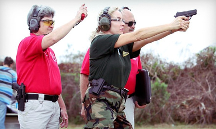 Aegis Tactical - Bradenton: Tactical-Shooting Event and Scenario Training for One or Two with Gun Rental at Aegis Tactical in Bradenton (Half Off)