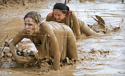 Mud Warrior Race on Saturday, April 14 - Mud Warrior in Ruckersville