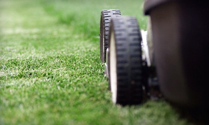 JTL Lawncare - Lake Forest: $50 for Two Lawn-Mowing, Edging, and Trimming Sessions from JTL Lawncare ($100 Value)