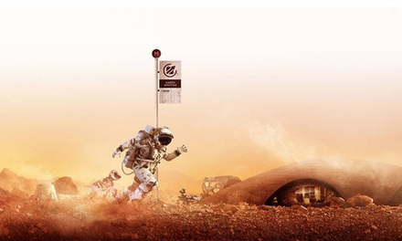 Moving to Mars Exhibition at Design Museum Child, Adult or Family Ticket