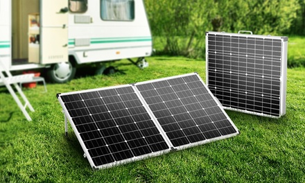 From $219 for a 12V Flexible Solar Panel