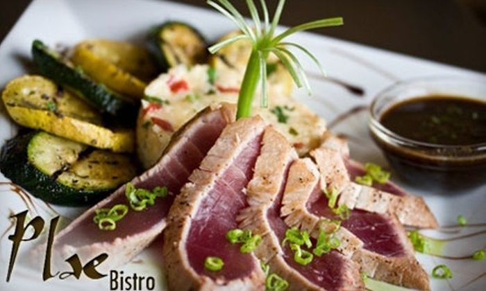 Plae Bistro - Bellevue: $20 for $40 Worth of Upscale American Dinner at Plae Bistro (or $6 for $12 Worth of Lunch)