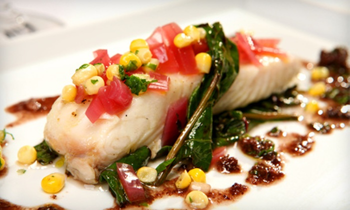 Oceanique - Evanston: $40 for Chef's Five-Course Tasting Menu for One at Oceanique in Evanston