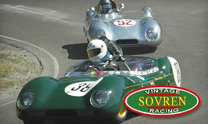 Pacific Northwest Historics Races - Lake Morton-Berrydale: Pass or Ticket to Pacific Northwest Historics Vintage Races (Up to $40 Value). Choose from Two Options.