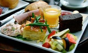 Sale Pepe: Großes italienisches Frühstück inkl. Prosecco für 1, 2 oder 4 Personen bei Sale Pepe (bis zu 34% sparen*)