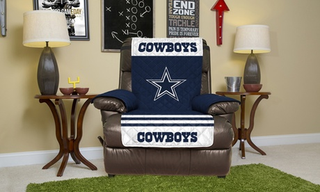 NFL NFC Licensed Furniture Protector for Chair, Sofa, Love Seat, and Recliner