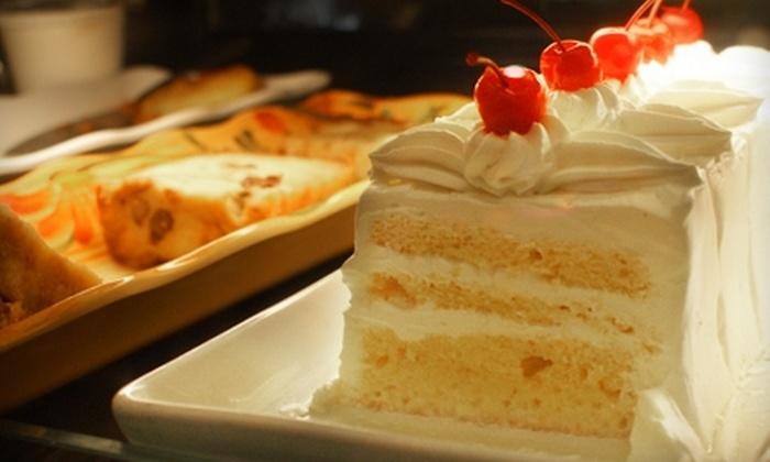 La Boulangerie Lopez - Greenwood: $10 for $20 Worth of Bakery and Café Fare at La Boulangerie Lopez
