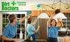 Dirt Doctors Cleaning Service - Raleigh / Durham: $48 for a One-Hour Home Cleaning with a Three-Man Crew from Dirt Doctors Cleaning Service