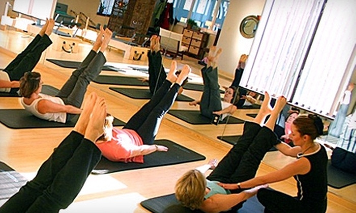Core Fitness & Pilates - Southview: $25 For Four Group Classes at Core Fitness & Pilates in Southlake (Up to $140 Value)
