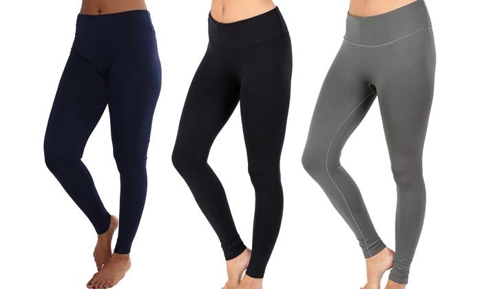 Women's Performance Leggings (3-Pack)