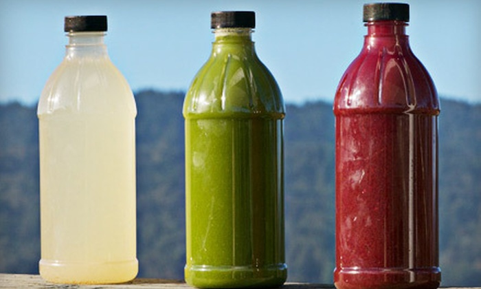 LIV Juice: One-, Two-, or Three-Day Juice Cleanse from LIV Juice (Up to 52% Off)