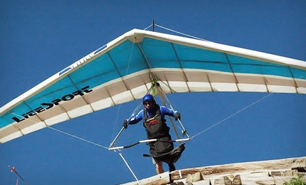 Hang Gliding Lesson for One Person ($199 Value) - High Desert Hang Gliding in