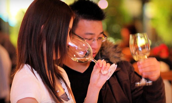 BC Wine School - Fairview: $199 for WSET Level 1 Award in Wines Course at BC Wine School ($399 Value)