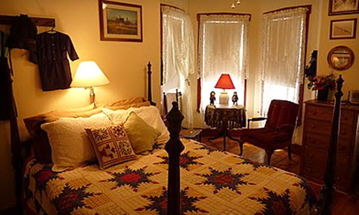 Keller House Bed and Breakfast - Centre Hall: $55 for a One-Night Stay at Keller House Bed and Breakfast in Centre Hall (Up to $110 Value)