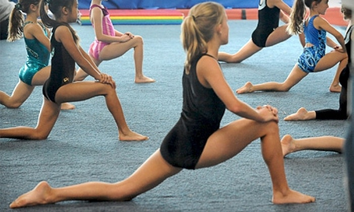 Gold Coast Gymnastics - San Buenaventura (Ventura): $7 Children's Gymnastics Class at Gold Coast Gymnastics (Up to $20 Value)