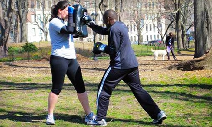 Fitness Fight Camp - Upper West Side: $45 for Five Kickboxing and Muay Thai Classes at Fitness Fight Camp ($125 Value)