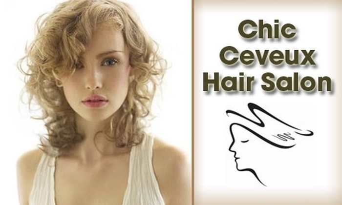 Chic Cheveux Hair Salon - Nashville: $55 for $125 Worth of Salon Services at Chic Cheveux