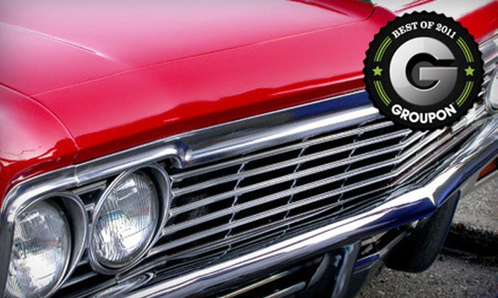 A+ Appearance - Dimond/Old Seward: $75 for a Full Interior or Exterior Auto Detailing at A+ Appearance ($200 Value)