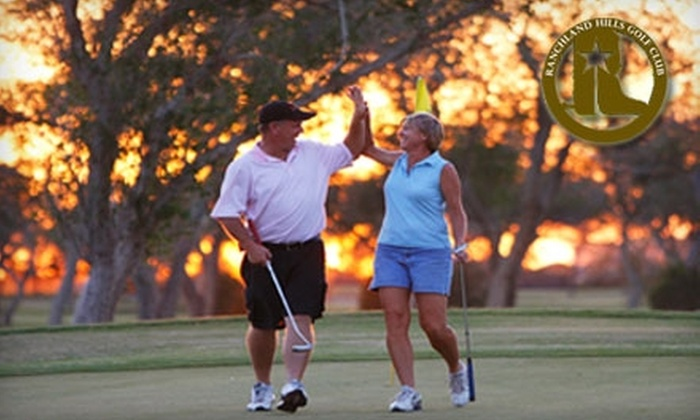 Ranchland Hills Golf Club - Midland: $22 for 18 Holes of Golf at Ranchland Hills Golf Club (Up to $45 Value)