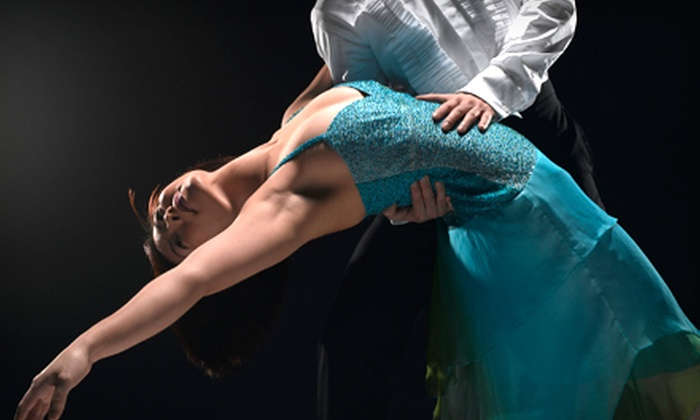 Art of Ballroom Dance Center - Cincinnati: $30 for Private Dance Lesson, Group Class, and Dance Party at Art of Ballroom Dance Center ($100 Value)