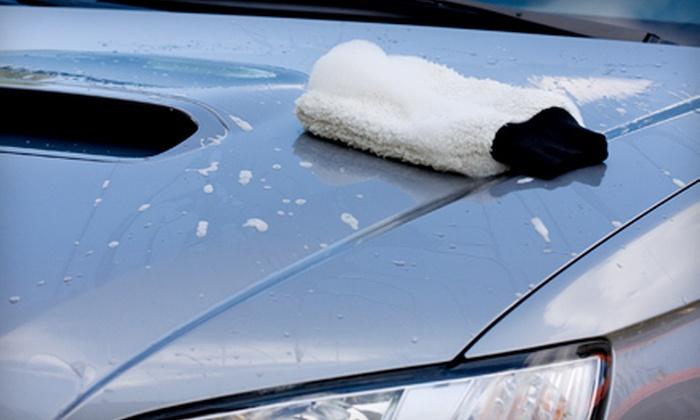 Just Right Car Wash Groupon