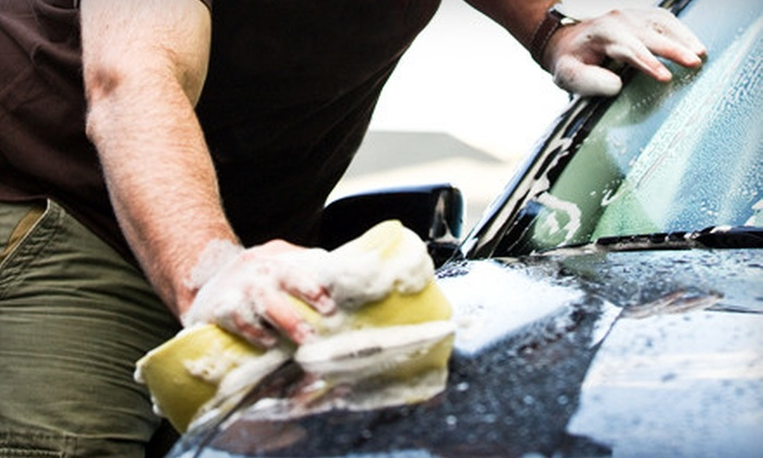 Priority Mobile Detailing - Neptune Beach: Mobile Wash or Interior Detail with Wax from Priority Mobile Detailing (Up to 59% Off)